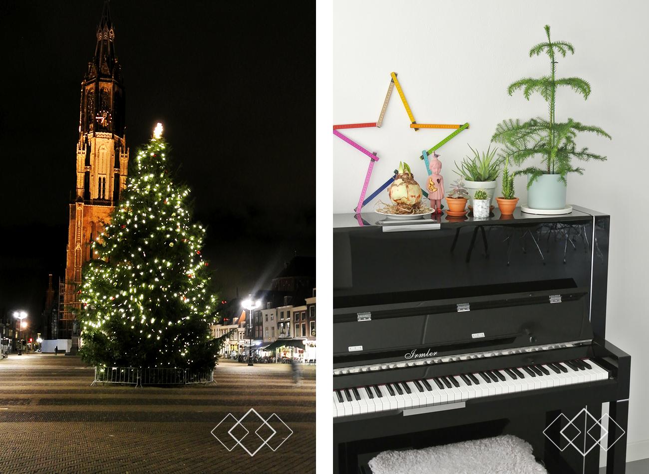 2e Kerstdag - Delft en piano