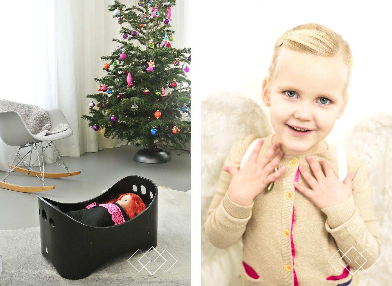 2e Kerstdag - bedje en Danee