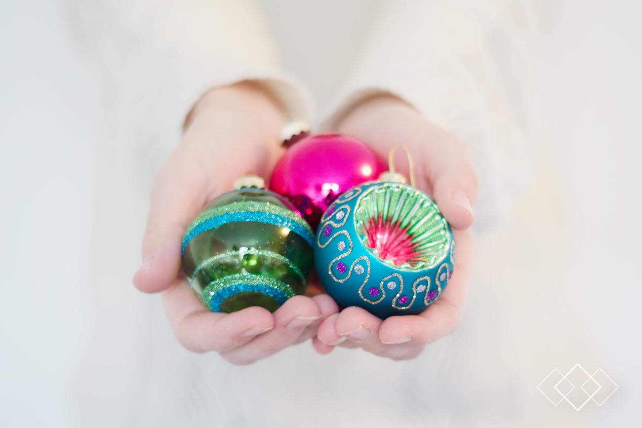 Kerst blog 2 - handen met ballen