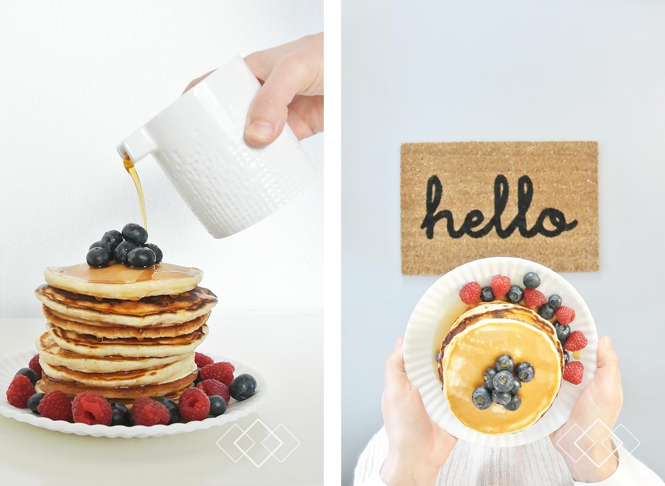 Pancakes - staand2