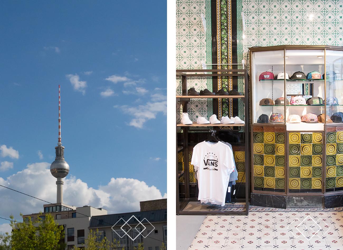 Berlijn - staand 8
