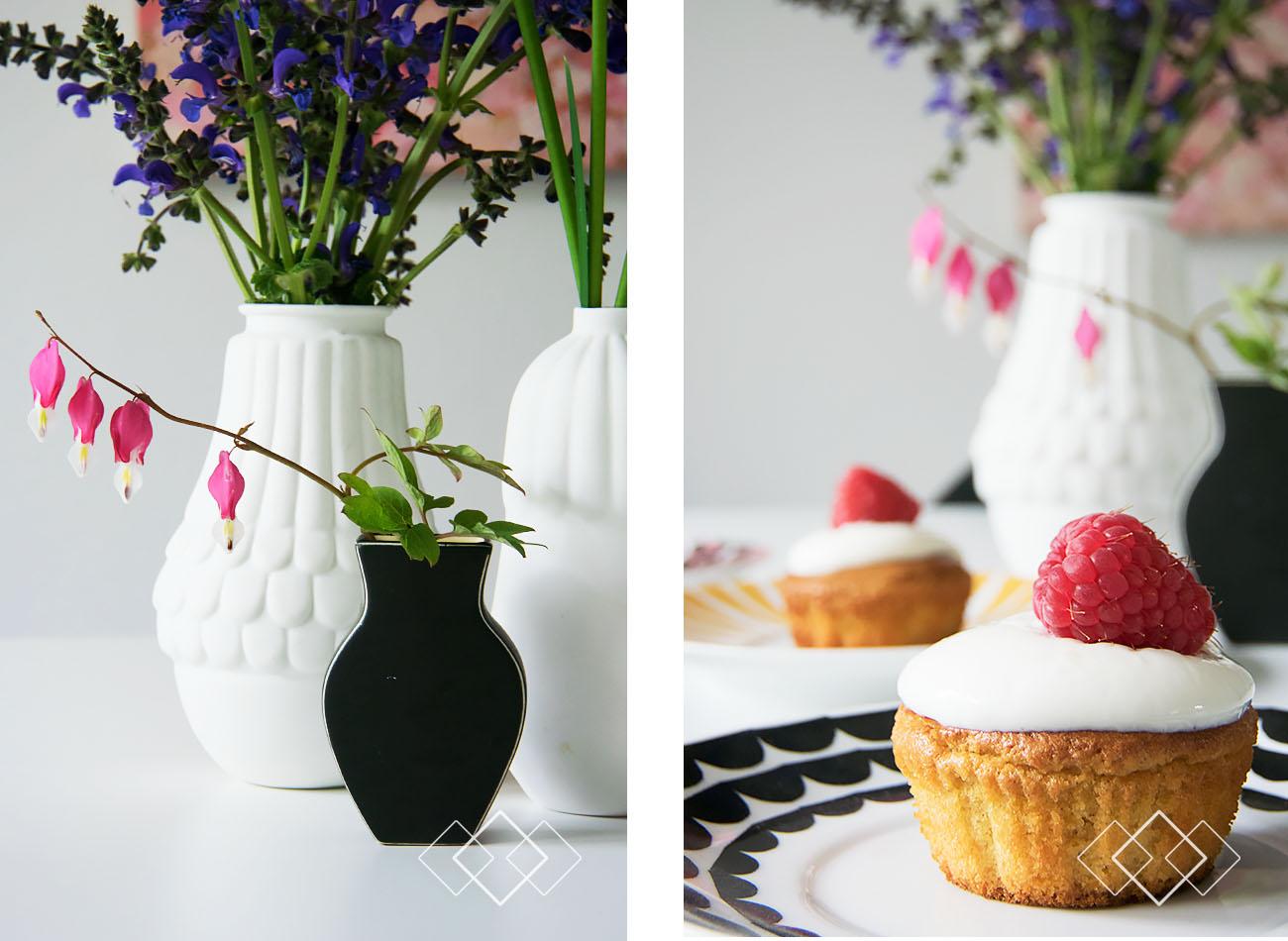 gezonde muffins - staand