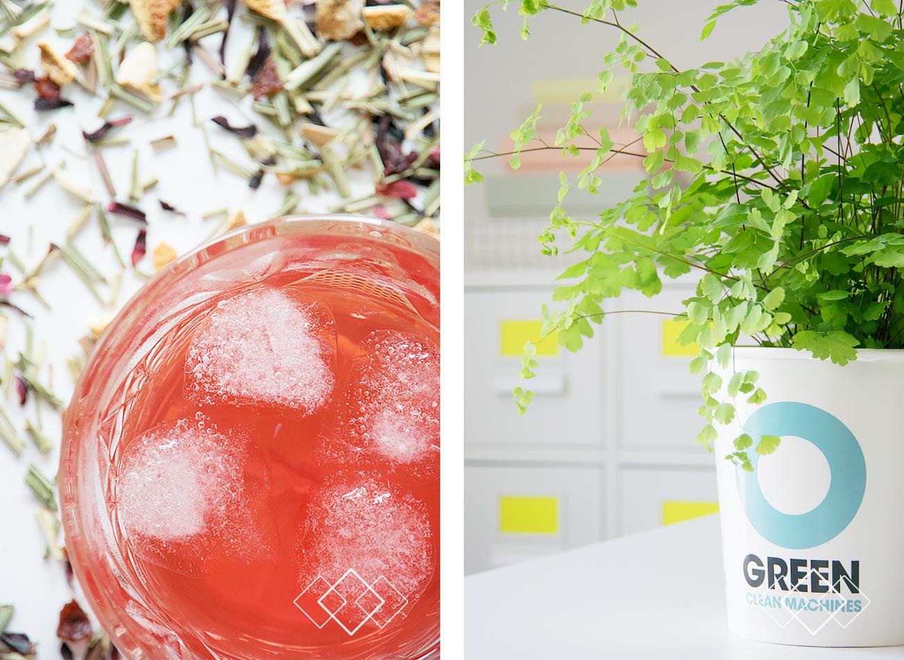 Ice tea - O Green - staand 1