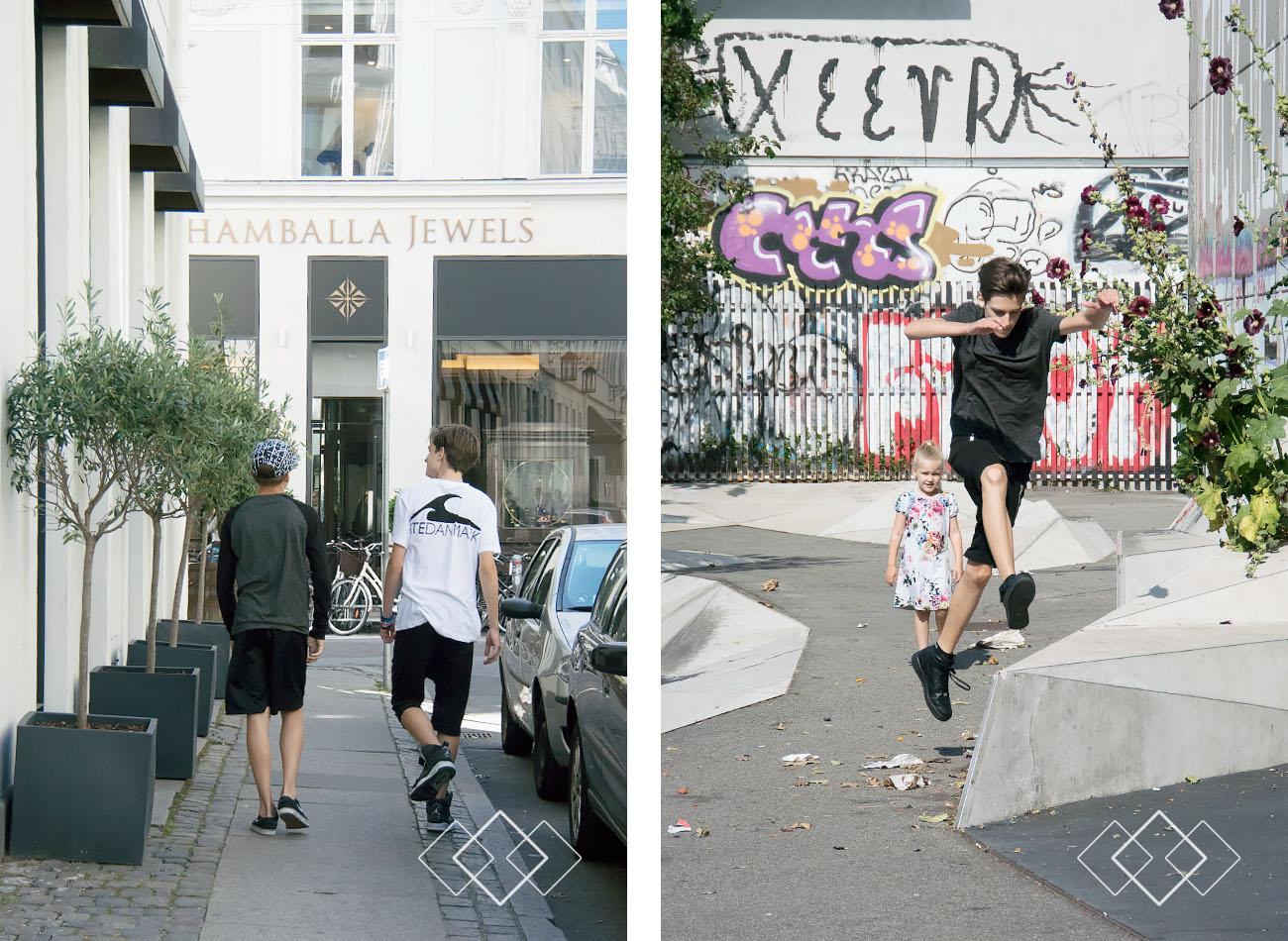Kopenhagen stad - staand 2