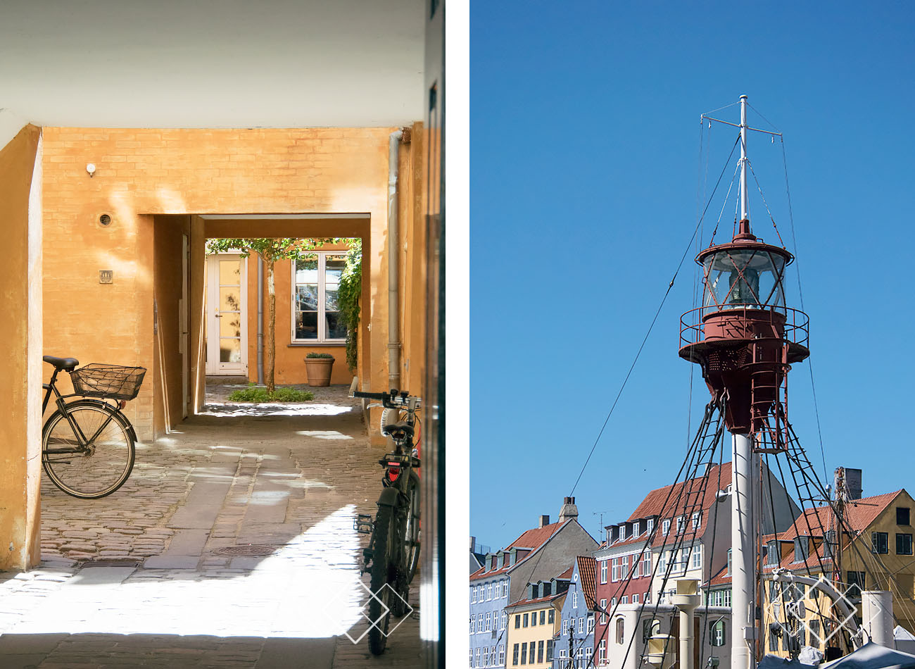 Kopenhagen stad - staand