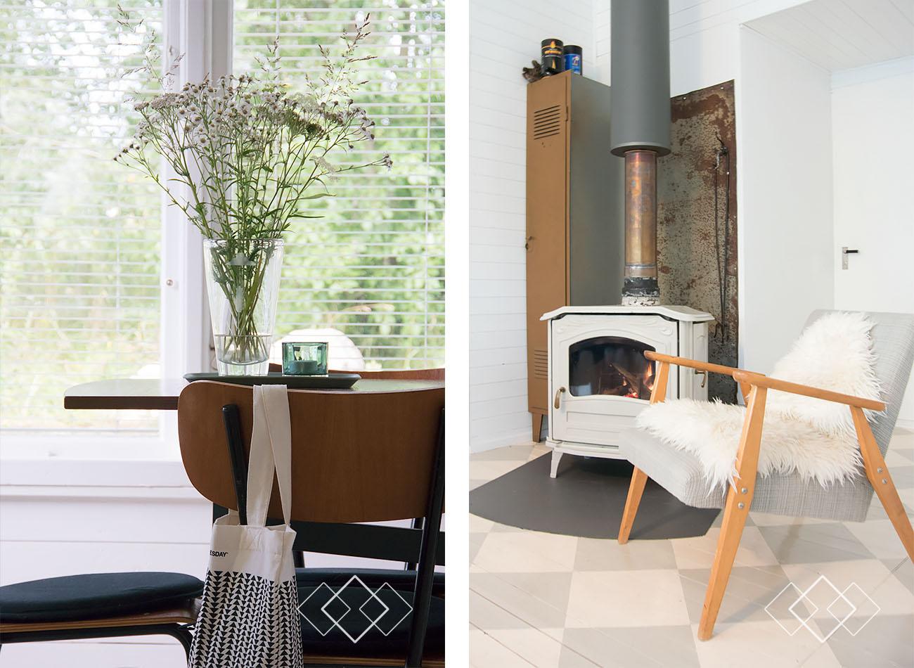 Zweden Airbnb - staand