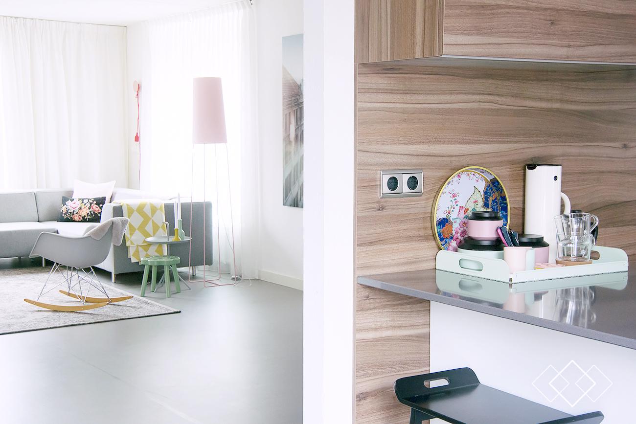 Keuken - liggend