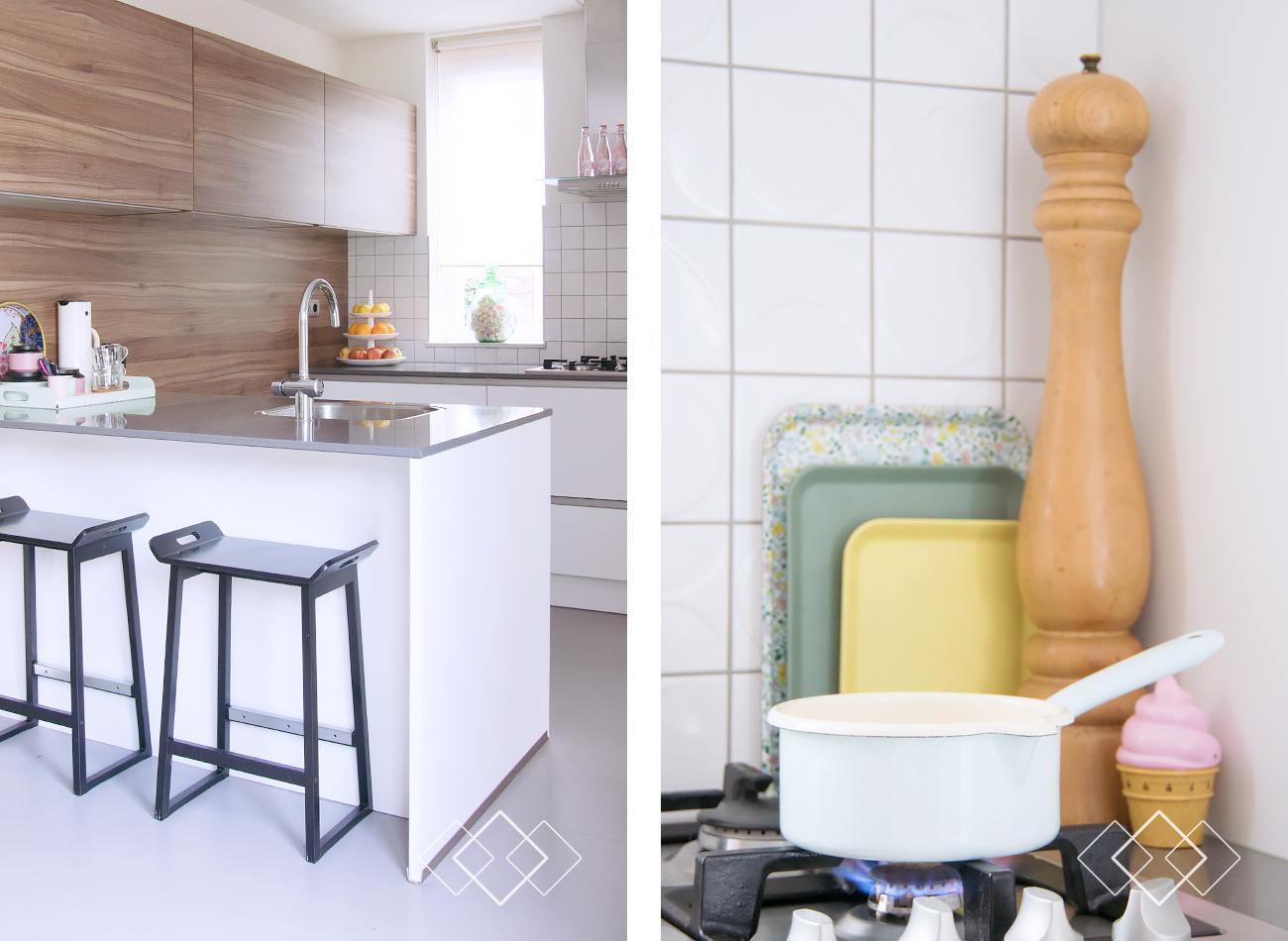 Keuken - staand nieuw