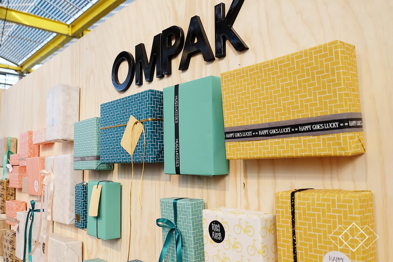 Show Up Ompak - liggend