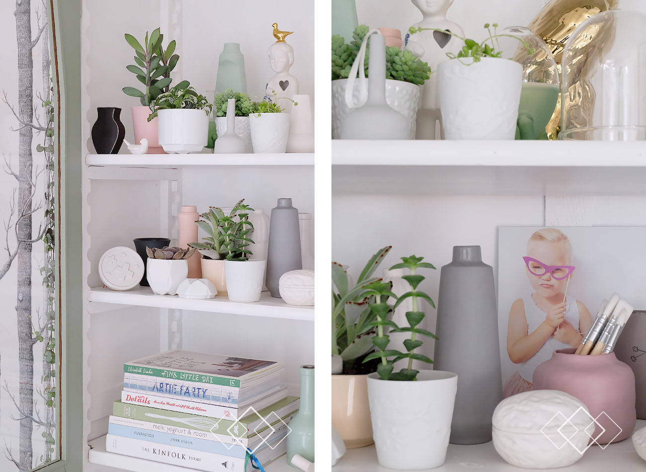 Plantjes 6 - staand