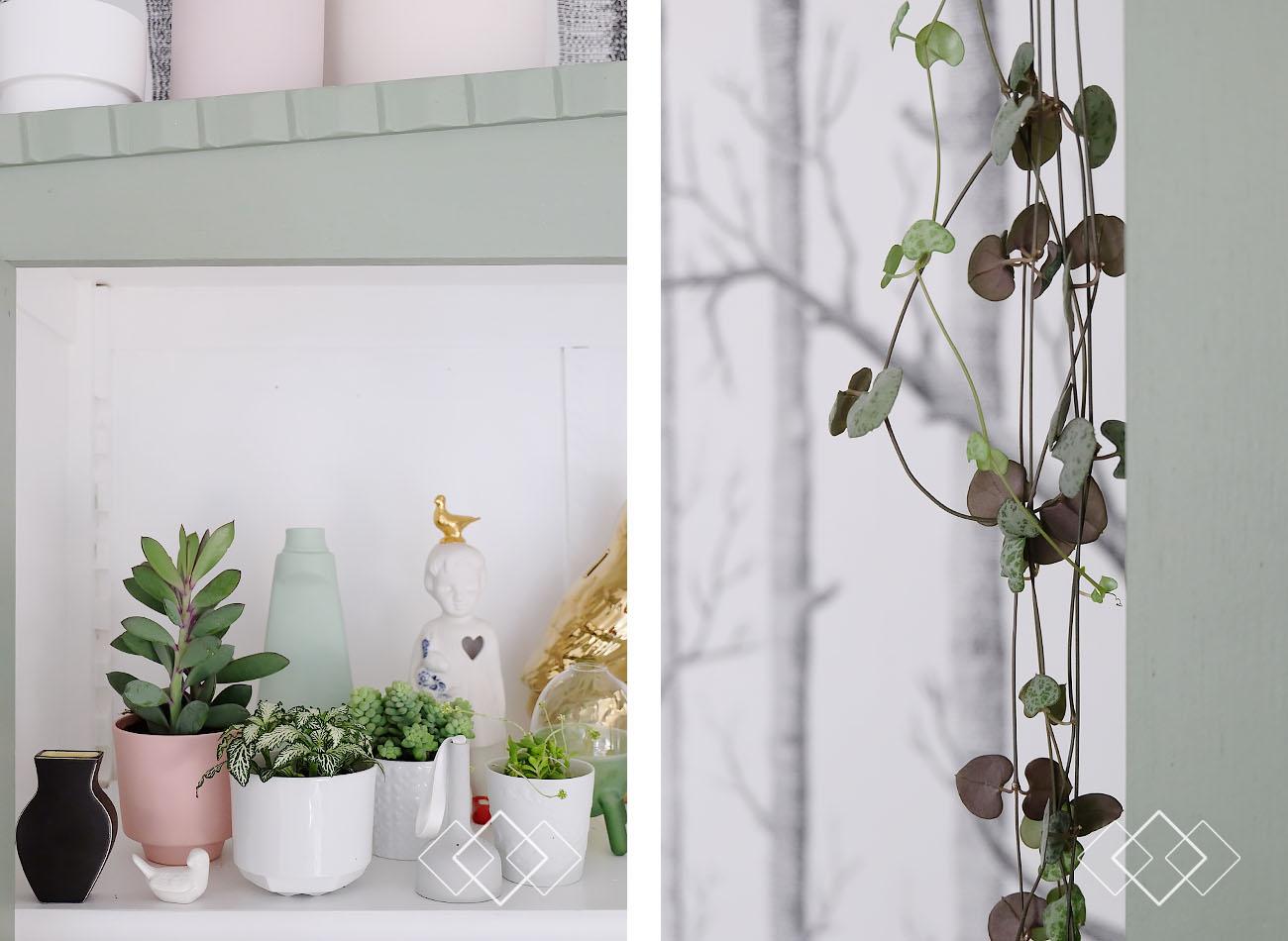 Plantjes 7 - staand