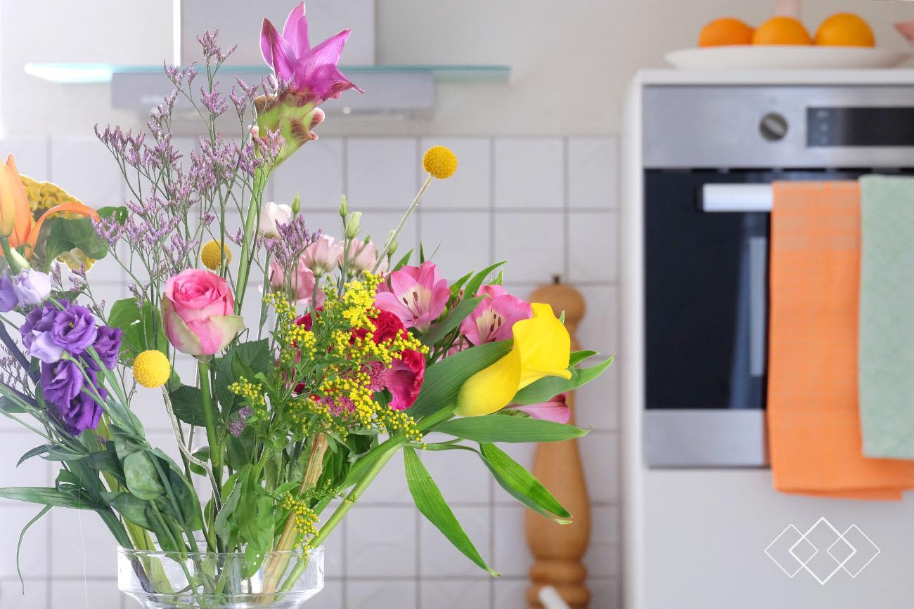 Bloemen 2 - liggend